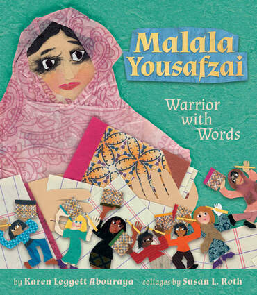 Malala Yousafzai book cover